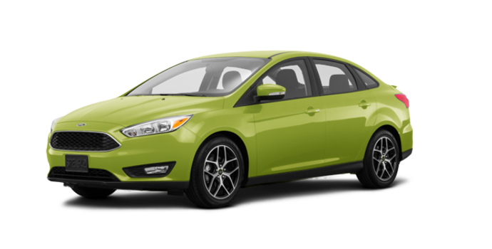 2018 Ford Focus Sedan SE | Photo 6 | Outrageous Green Metallic