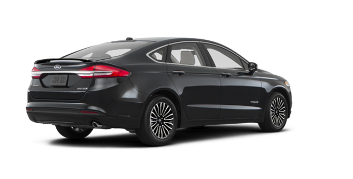 2018 Ford Fusion Hybrid TITANIUM | Photo 5 | Shadow Blakc
