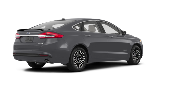 2018 Ford Fusion Hybrid TITANIUM | Photo 5 | Magnetic