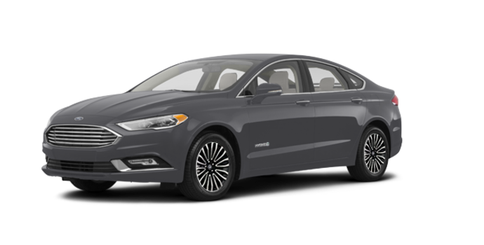 2018 Ford Fusion Hybrid TITANIUM | Photo 6 | Magnetic