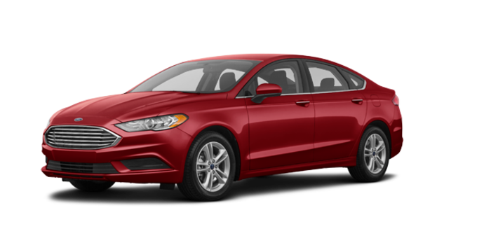 2018 Ford Fusion SE | Photo 6 | Ruby Red