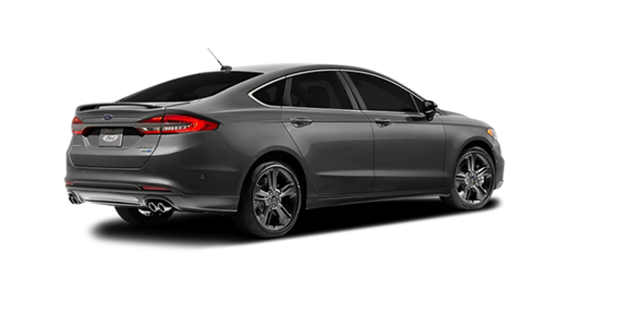 2018 Ford Fusion SPORT | Photo 5 | Magnetic