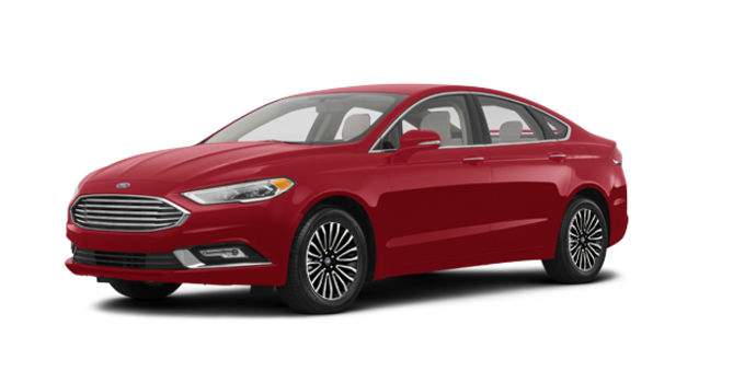 2018 Ford Fusion TITANIUM | Photo 6 | Ruby Red