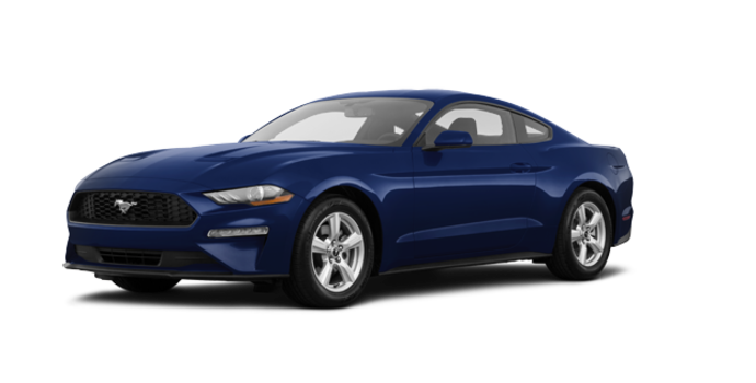 2018 Ford Mustang EcoBoost Fastback | Photo 6 | Kona Blue