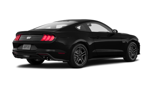 2018 Ford Mustang GT Fastback | Photo 5 | Shadow Black