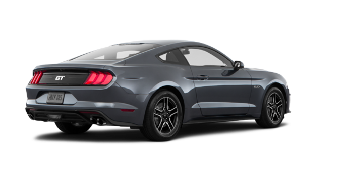 2018 Ford Mustang GT Fastback | Photo 5 | Magnetic Metallic