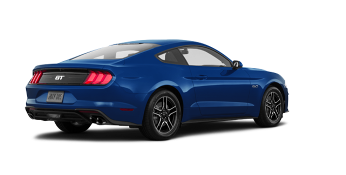 2018 Ford Mustang GT Fastback | Photo 5 | Lightning Blue Metallic