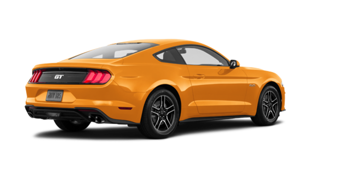 2018 Ford Mustang GT Fastback | Photo 5 | Orange Fury Metallic Tri-Coat