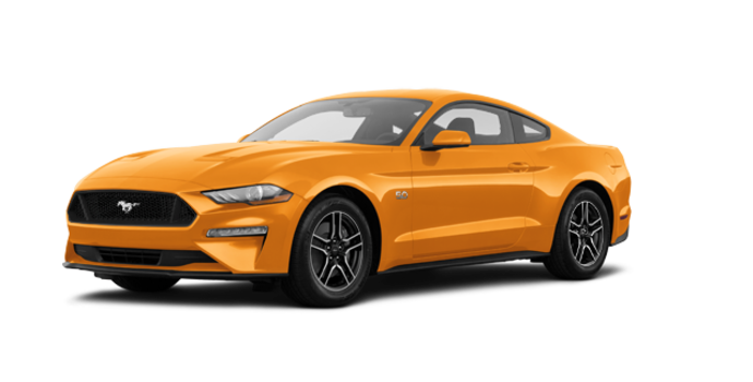 2018 Ford Mustang GT Fastback | Photo 6 | Orange Fury Metallic Tri-Coat