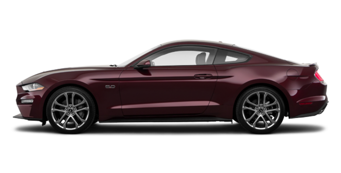 2018 Ford Mustang GT Premium Fastback | Photo 4 | Royal Crimson Metallic Tinted Clearcoat