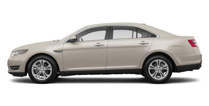 2018 Ford Taurus SEL | Photo 4 | White Gold