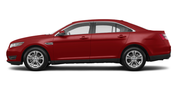 2018 Ford Taurus SEL | Photo 4 | Ruby Red Metallic Tinted Clearcoat