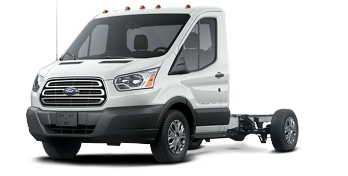 2018 Ford Transit CC-CA CHASSIS CAB | Photo 6 | Oxford White