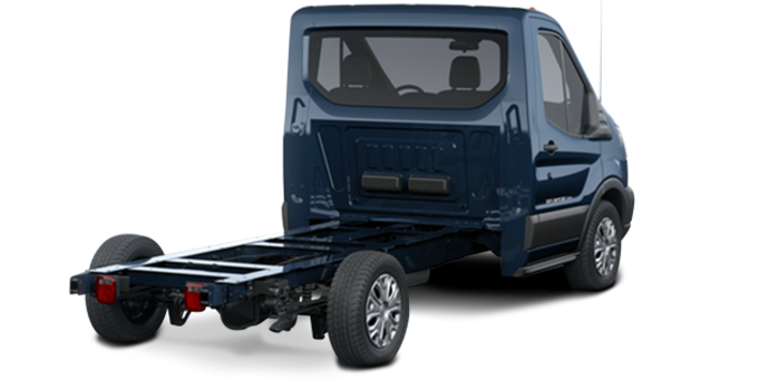 2018 Ford Transit CC-CA CHASSIS CAB | Photo 5 | Blue Jeans Metallic