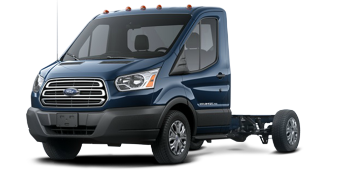 2018 Ford Transit CC-CA CHASSIS CAB | Photo 6 | Blue Jeans Metallic