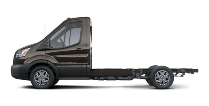 2018 Ford Transit CC-CA CHASSIS CAB | Photo 4 | Stone Grey Metallic