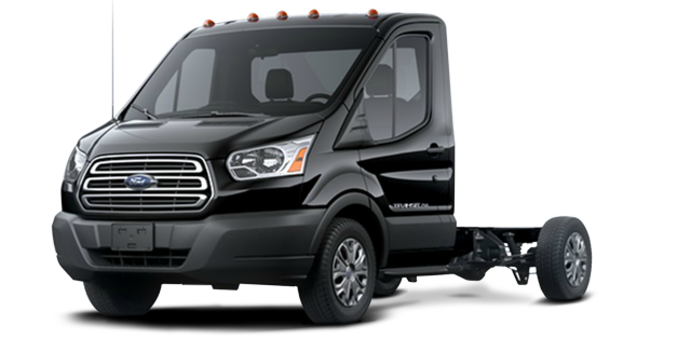 2018 Ford Transit CC-CA CHASSIS CAB | Photo 6 | Shadow Black