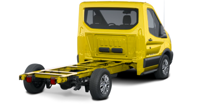 2018 Ford Transit CC-CA CHASSIS CAB | Photo 5 | School Bus Yellow