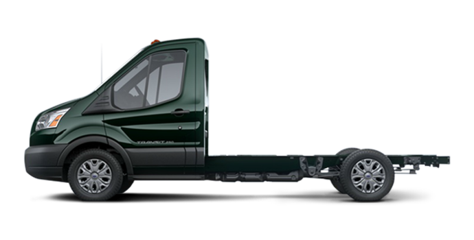 2018 Ford Transit CC-CA CHASSIS CAB | Photo 4 | Green Gem Metallic