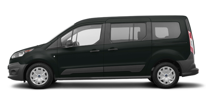 2018 Ford Transit Connect XL WAGON | Photo 4 | Guard Metallic