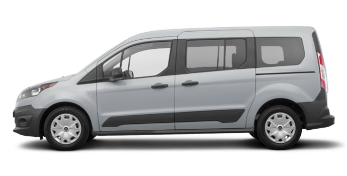 2018 Ford Transit Connect XL WAGON | Photo 4 | Silver Metallic