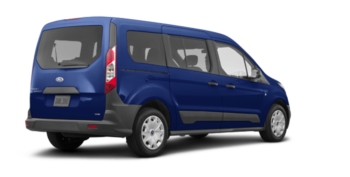 2018 Ford Transit Connect XL WAGON | Photo 5 | Deep Impact Blue Metallic