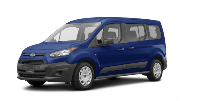 2018 Ford Transit Connect XL WAGON | Photo 6 | Deep Impact Blue Metallic