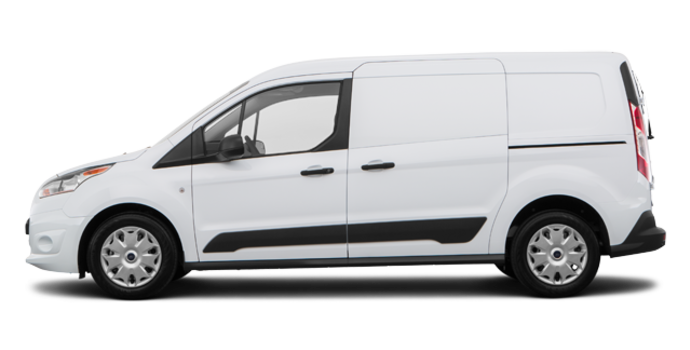 2018 Ford Transit Connect XLT VAN | Photo 4 | Frozen White