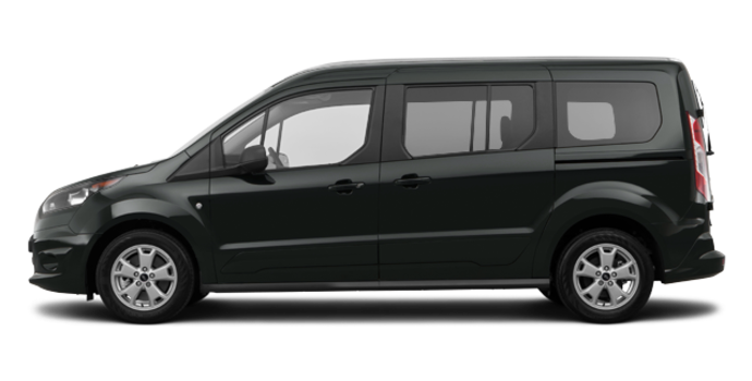 2018 Ford Transit Connect XLT WAGON | Photo 4 | Guard Metallic