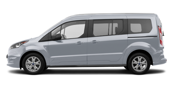 2018 Ford Transit Connect XLT WAGON | Photo 4 | Silver Metallic