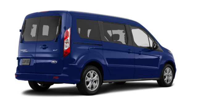 2018 Ford Transit Connect XLT WAGON | Photo 5 | Deep Impact Blue Metallic