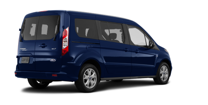 2018 Ford Transit Connect XLT WAGON | Photo 5 | Dark Blue
