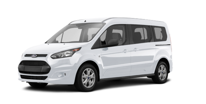 2018 Ford Transit Connect XLT WAGON | Photo 6 | Frozen White