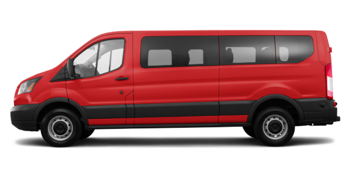 2018 Ford Transit WAGON XL | Photo 4 | Race Red
