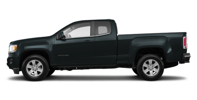2018 GMC Canyon SLE | Photo 4 | Dark Slate Metallic
