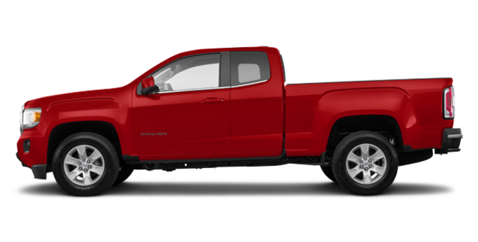 2018 GMC Canyon SLE | Photo 4 | Cardinal Red