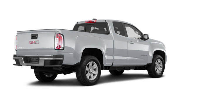 2018 GMC Canyon SLE | Photo 5 | Quicksilver Metallic