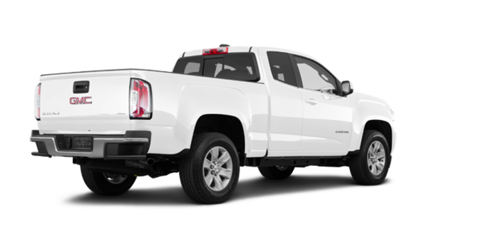 2018 GMC Canyon SLE | Photo 5 | Summit White