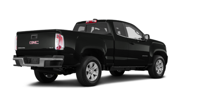 2018 GMC Canyon SLE | Photo 5 | Onyx Black