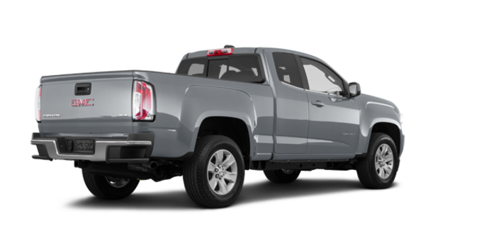 2018 GMC Canyon SLE | Photo 5 | Satin steel metallic
