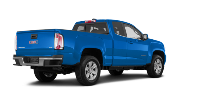2018 GMC Canyon SLE | Photo 5 | Marine Blue Metallic