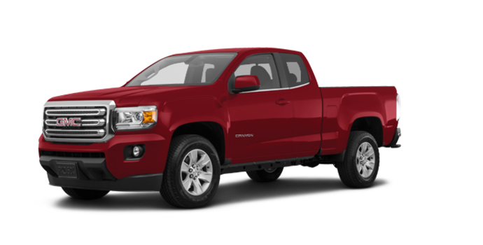 2018 GMC Canyon SLE | Photo 6 | Red quartz tintcoat