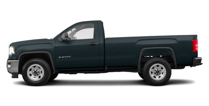 2018 GMC Sierra 1500 BASE | Photo 4 | Dark Slate Metallic