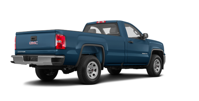 2018 GMC Sierra 1500 BASE | Photo 5 | Stone Blue Metallic