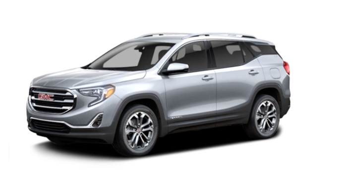2018 GMC Terrain SLT | Photo 6 | Satin steel metallic