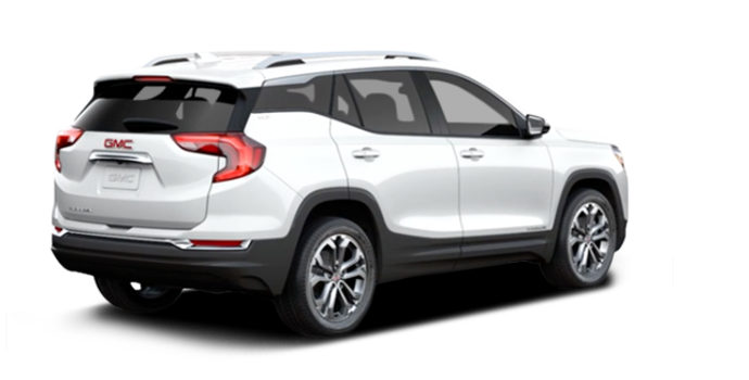 2018 GMC Terrain SLT | Photo 5 | Summit White