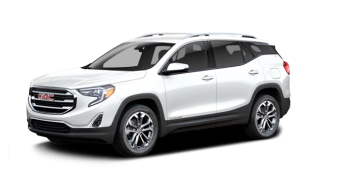 2018 GMC Terrain SLT | Photo 6 | Summit White