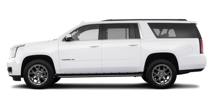 2018 GMC Yukon XL SLT | Photo 4 | White frost tricoat