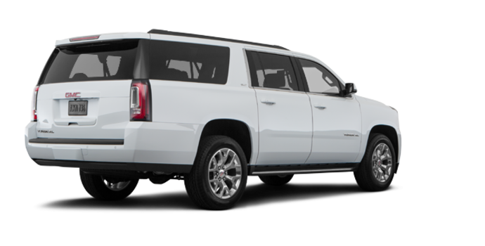 2018 GMC Yukon XL SLT | Photo 5 | Summit White