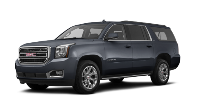 2018 GMC Yukon XL SLT | Photo 6 | Satin steel metallic